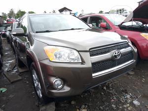 Toyota RAV4 2010 Brown | Cars for sale in Lagos State, Apapa
