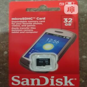 Sandisk 32GB Memory Card | Accessories for Mobile Phones & Tablets for sale in Lagos State, Ikotun/Igando