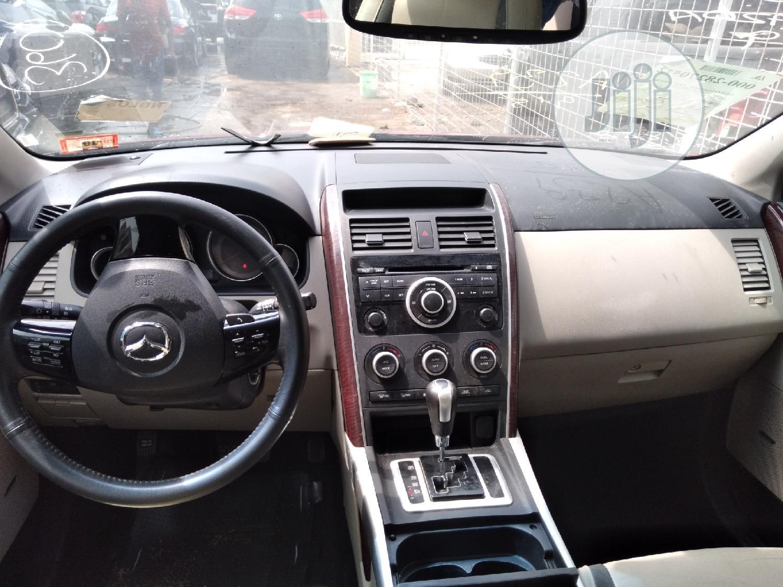 Mazda CX-9 2007 Red | Cars for sale in Ojodu, Lagos State, Nigeria