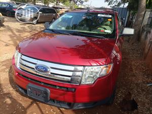 Ford Edge 2008 Red   Cars for sale in Abuja (FCT) State, Jabi