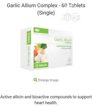 Garlic Allium Complex   Vitamins & Supplements for sale in Lagos State, Agege