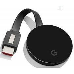 Google Chromecast Ultra   Accessories & Supplies for Electronics for sale in Lagos State, Ikeja