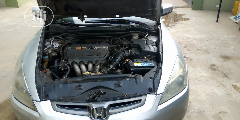 Archive: Honda Accord 2005 2.0 Comfort Automatic Silver