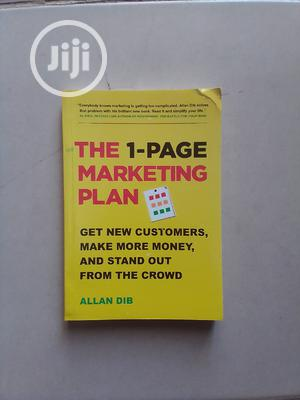 The 1- Page Marketing Plan   Books & Games for sale in Abuja (FCT) State, Central Business Dis