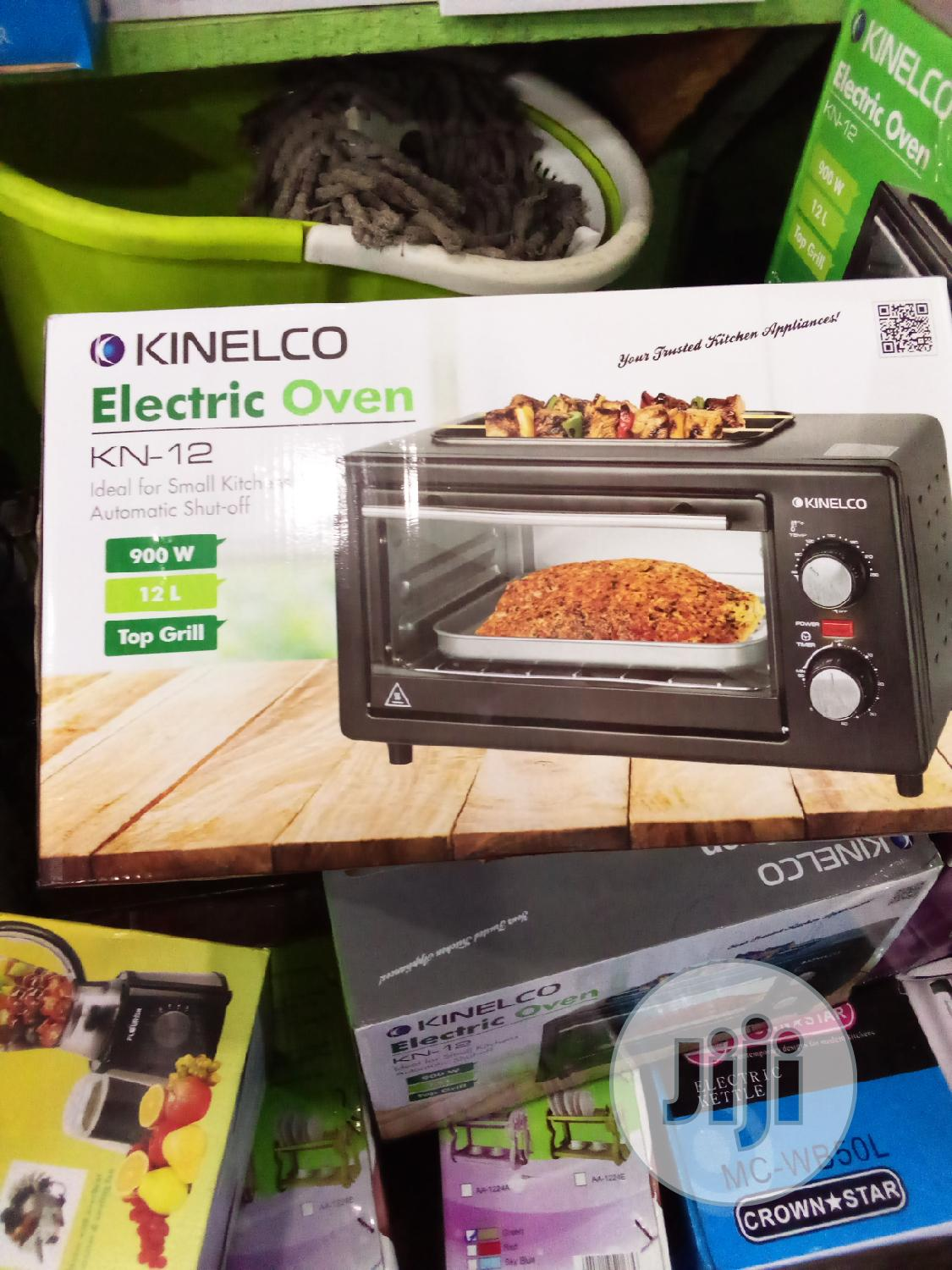 Kinelco Electric Oven 12L