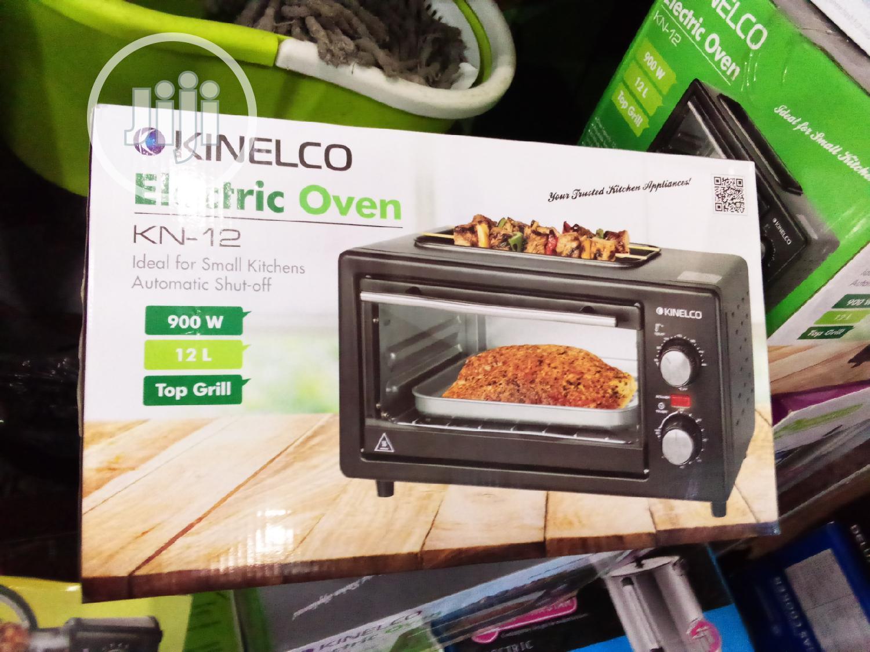 Kinelco Electric Oven 12L | Kitchen Appliances for sale in Lagos Island (Eko), Lagos State, Nigeria