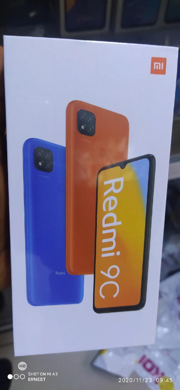 New Xiaomi Redmi 9C 64 GB