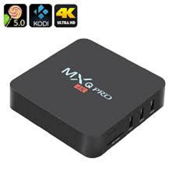 Mxq Pro 4k Smart Tv Box   TV & DVD Equipment for sale in Ikeja, Lagos State, Nigeria