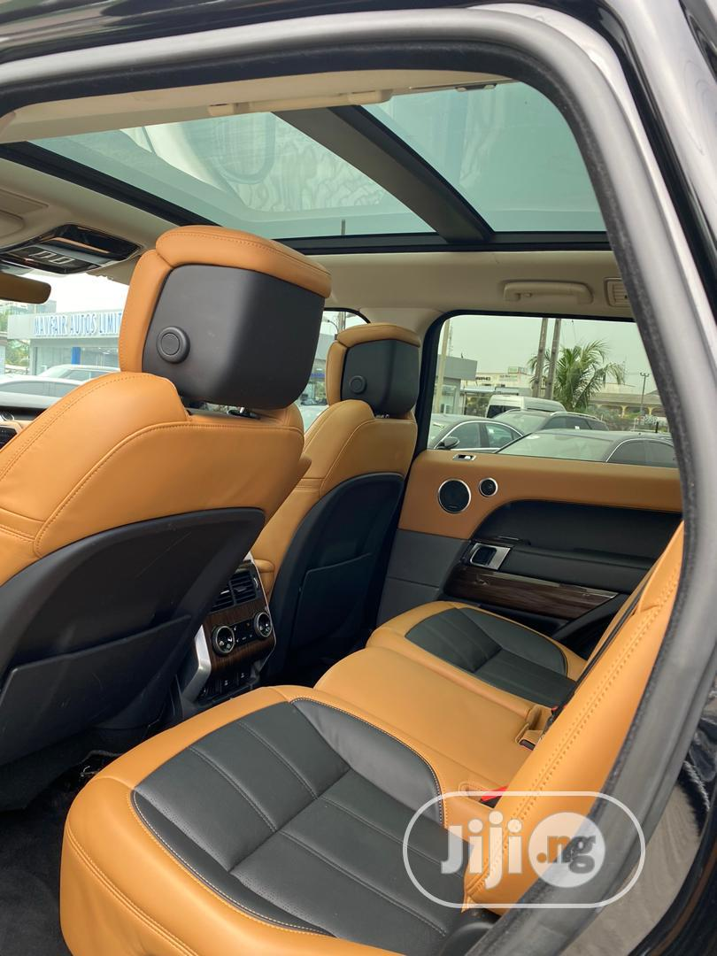 Land Rover Range Rover Sport 2018 Black | Cars for sale in Lekki, Lagos State, Nigeria