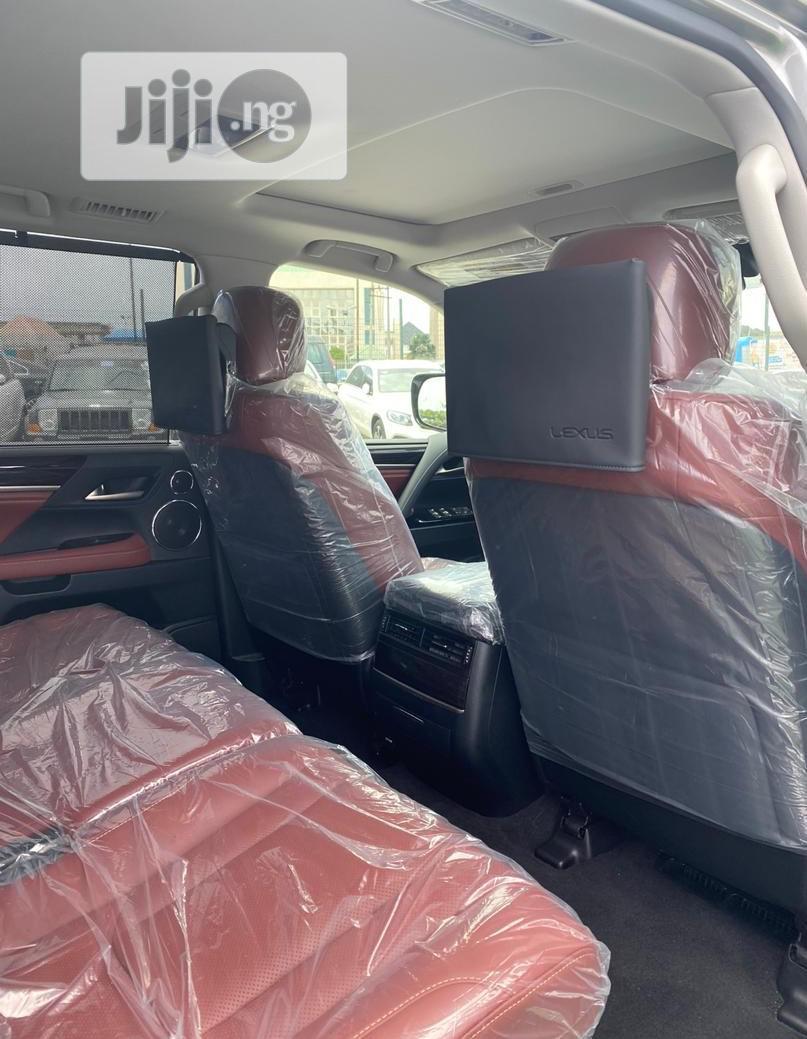 New Lexus LX 2020 Silver | Cars for sale in Lekki, Lagos State, Nigeria