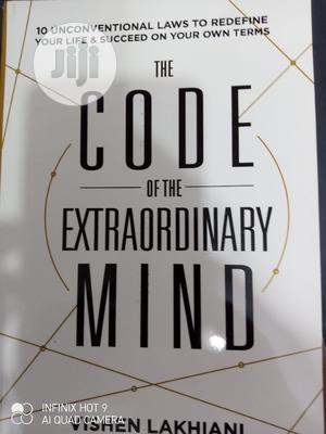 The Code of the Extraordinary Mind | Books & Games for sale in Lagos State, Yaba