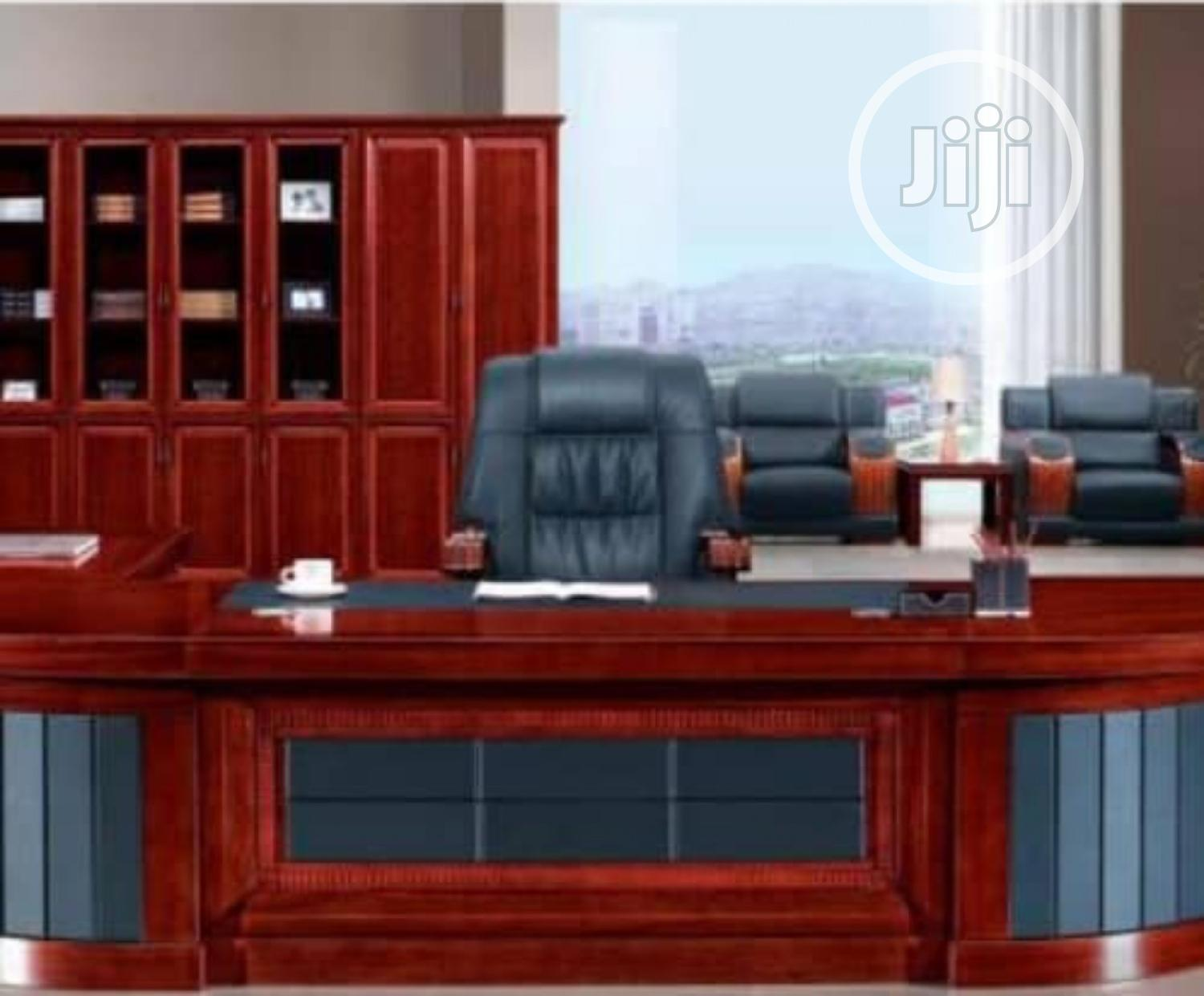 Executive Office Table(3.3m)Size