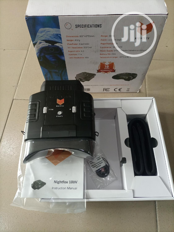 Night Fox® Digital Night Vision Binocular | Camping Gear for sale in Port-Harcourt, Rivers State, Nigeria