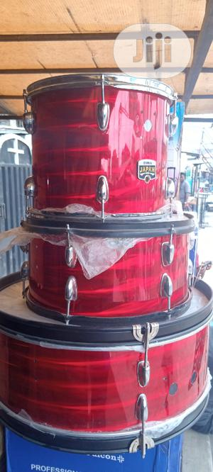 Yamaha 3set School Drum | Musical Instruments & Gear for sale in Lagos State, Mushin
