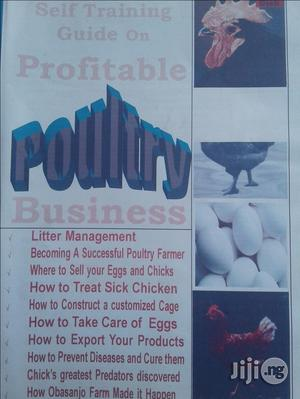 Poultry Business E-Book   Books & Games for sale in Rivers State, Port-Harcourt