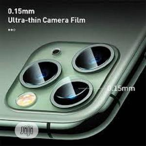 Baseus Gem Lens Film 2pcs Protector For iPhone 11 Pro /11 Pr   Accessories for Mobile Phones & Tablets for sale in Lagos State, Ikeja