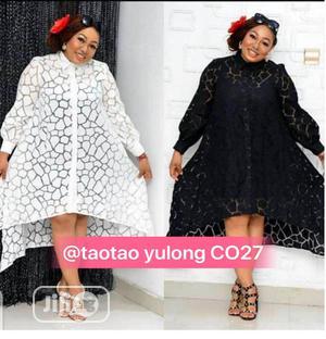 Female White / Black Dress   Clothing for sale in Lagos State, Ikeja