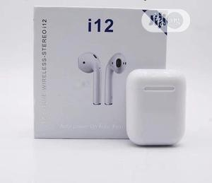 TWS I12 Wireless Airpod   Accessories for Mobile Phones & Tablets for sale in Lagos State, Ojo