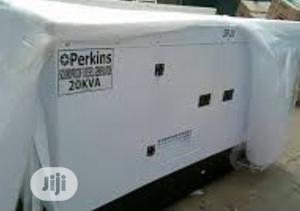 Quality Guaranteed 20KVA PERKINS Soundproof Generator | Electrical Equipment for sale in Lagos State, Ajah