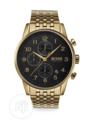 Top Quality Hugo Boss Stainless Steel Watch | Watches for sale in Lagos State, Magodo