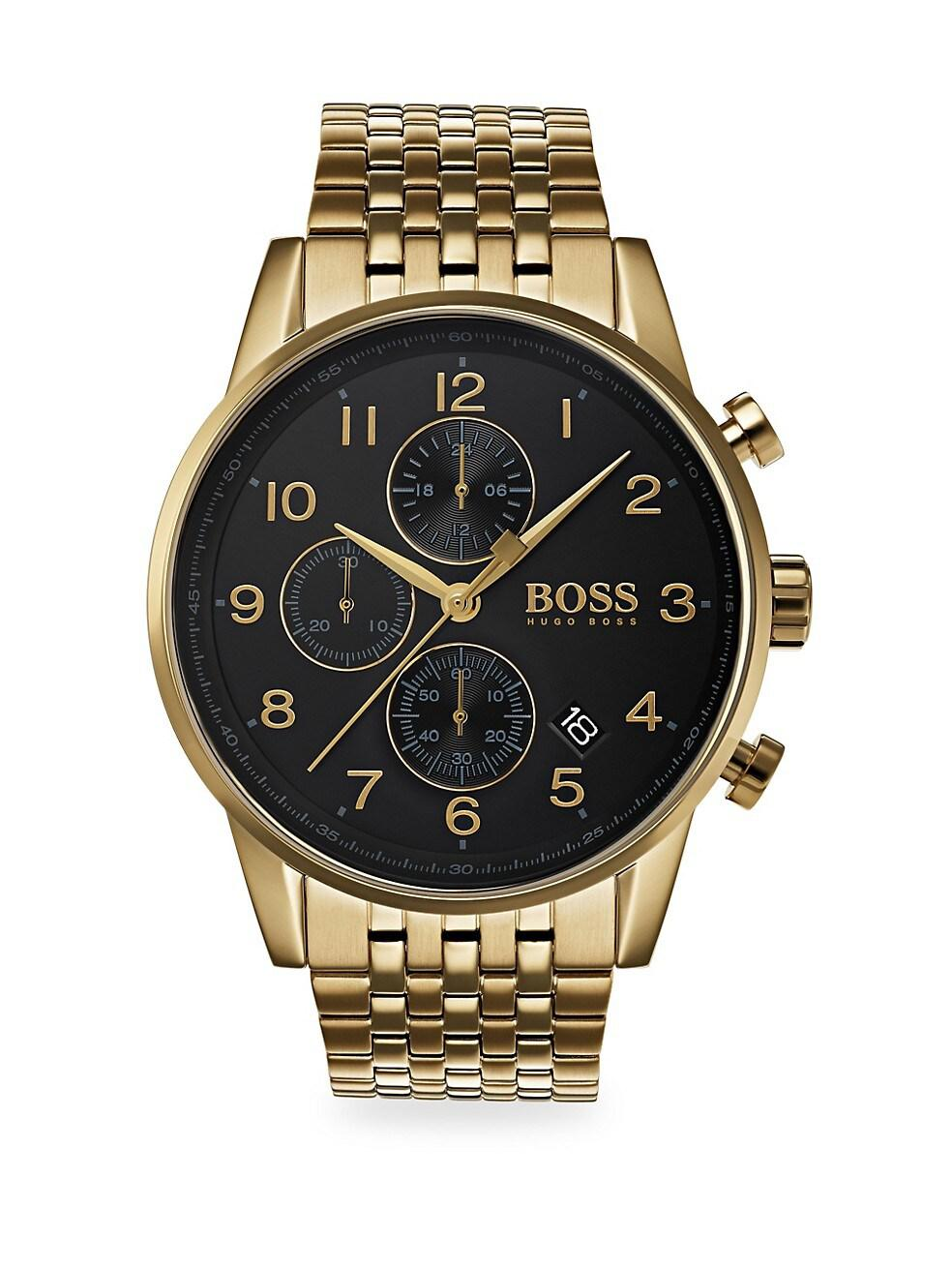 Top Quality Hugo Boss Stainless Steel Watch