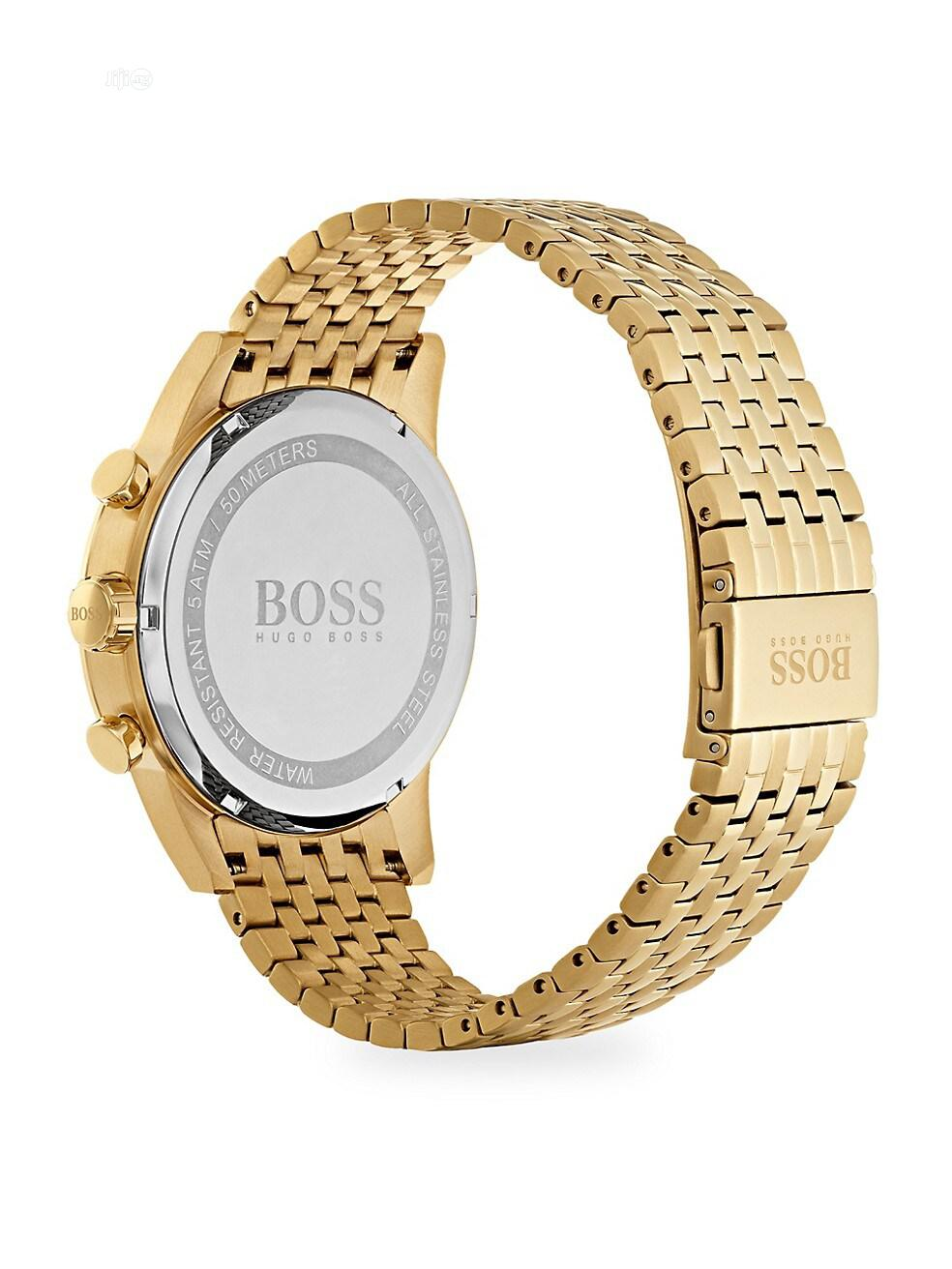 Top Quality Hugo Boss Stainless Steel Watch | Watches for sale in Magodo, Lagos State, Nigeria