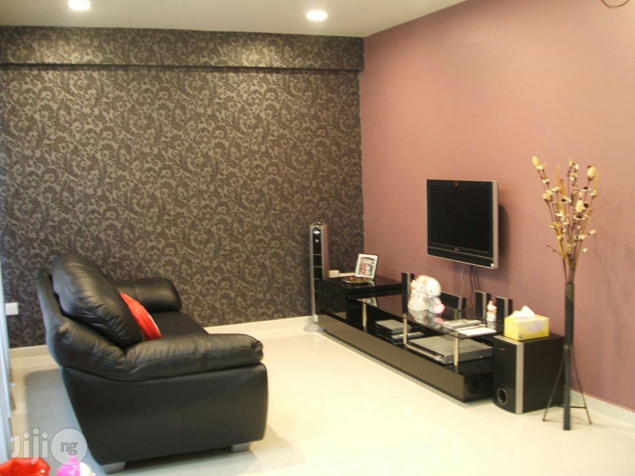 Wallpaper And Interior Design