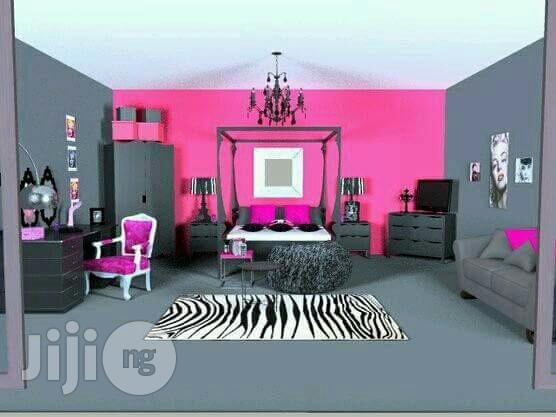 Wallpaper And Interior Design   Building & Trades Services for sale in Oshodi, Lagos State, Nigeria