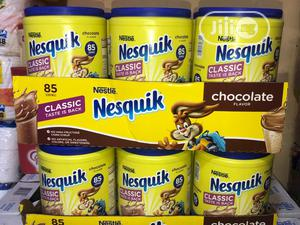 Nesquik Chocolate Powder   Meals & Drinks for sale in Lagos State, Surulere