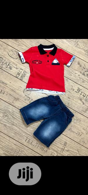 Trendy Kids Jeans and Top Set | Children's Clothing for sale in Lagos State, Isolo