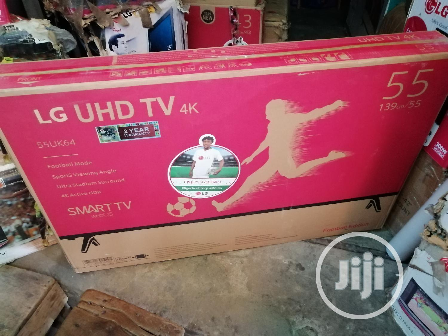 Archive: LG UHD TV 55 Inches Smart