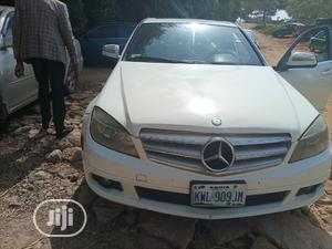 Mercedes-Benz C350 2008 White   Cars for sale in Abuja (FCT) State, Jabi
