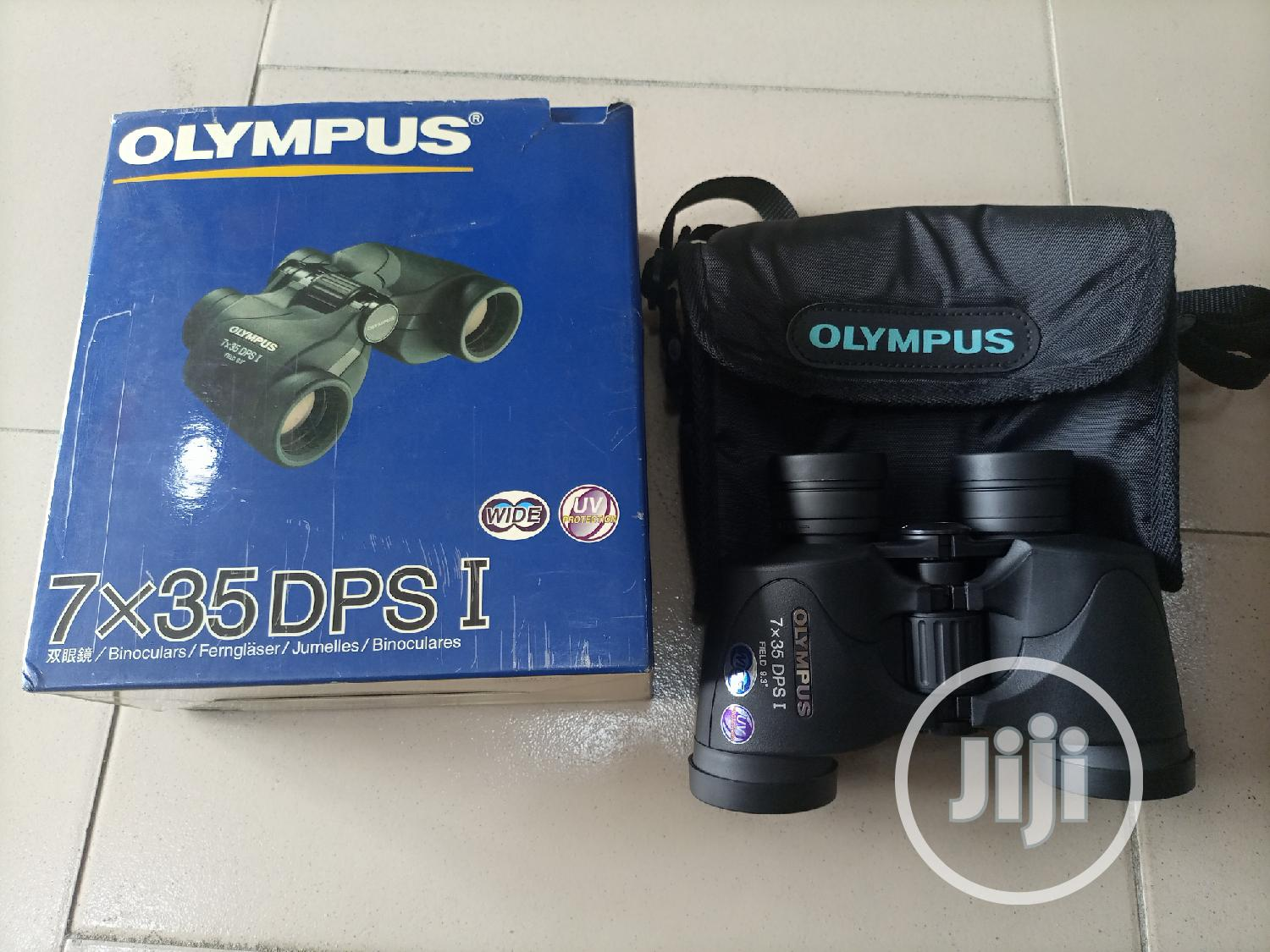 Olympus Binocular® 7x35 DPS-1 | Camping Gear for sale in Port-Harcourt, Rivers State, Nigeria