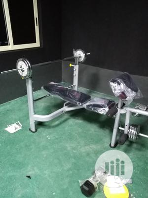 Olympic Weight Bench | Sports Equipment for sale in Lagos State, Lekki
