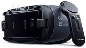 Samsung Gear VR With Controllers for S8 | Accessories & Supplies for Electronics for sale in Lagos State, Ikeja