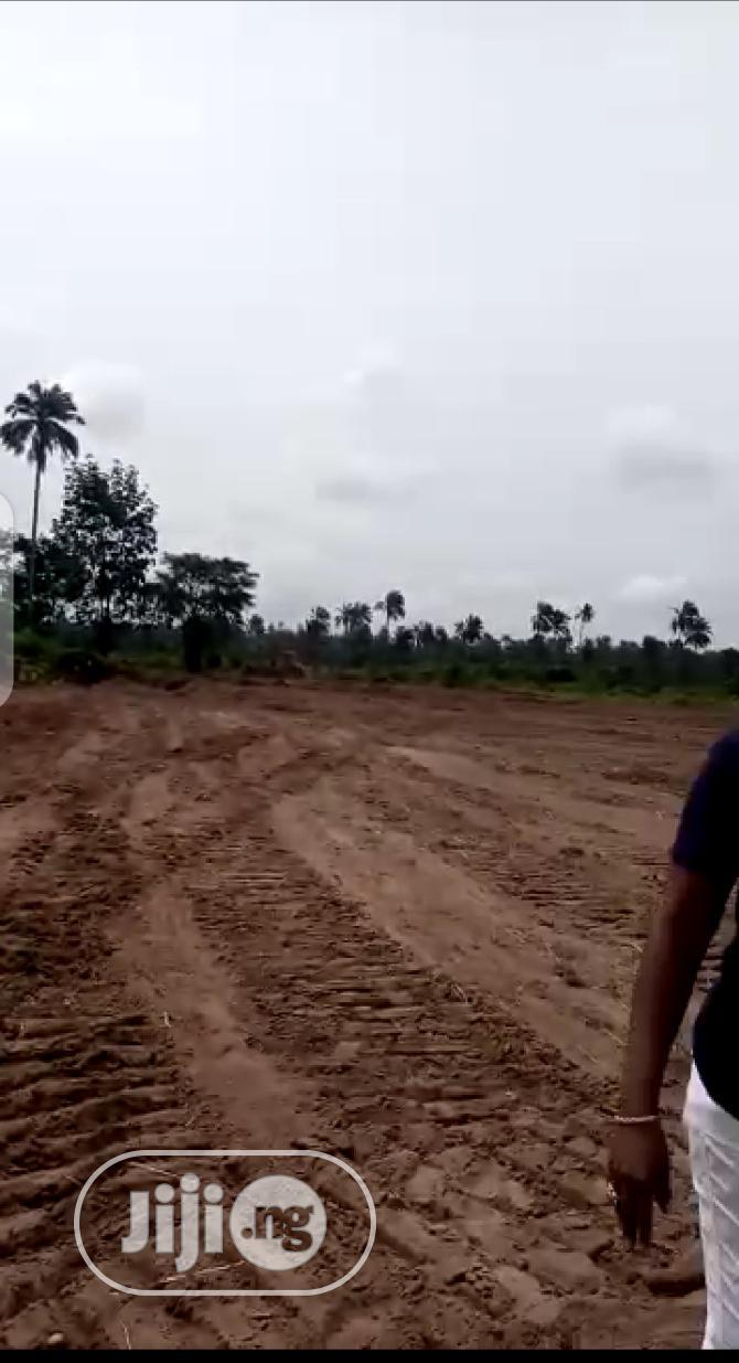 A Fantastic Estate Land For Sale At Omagwa, Porthacourt
