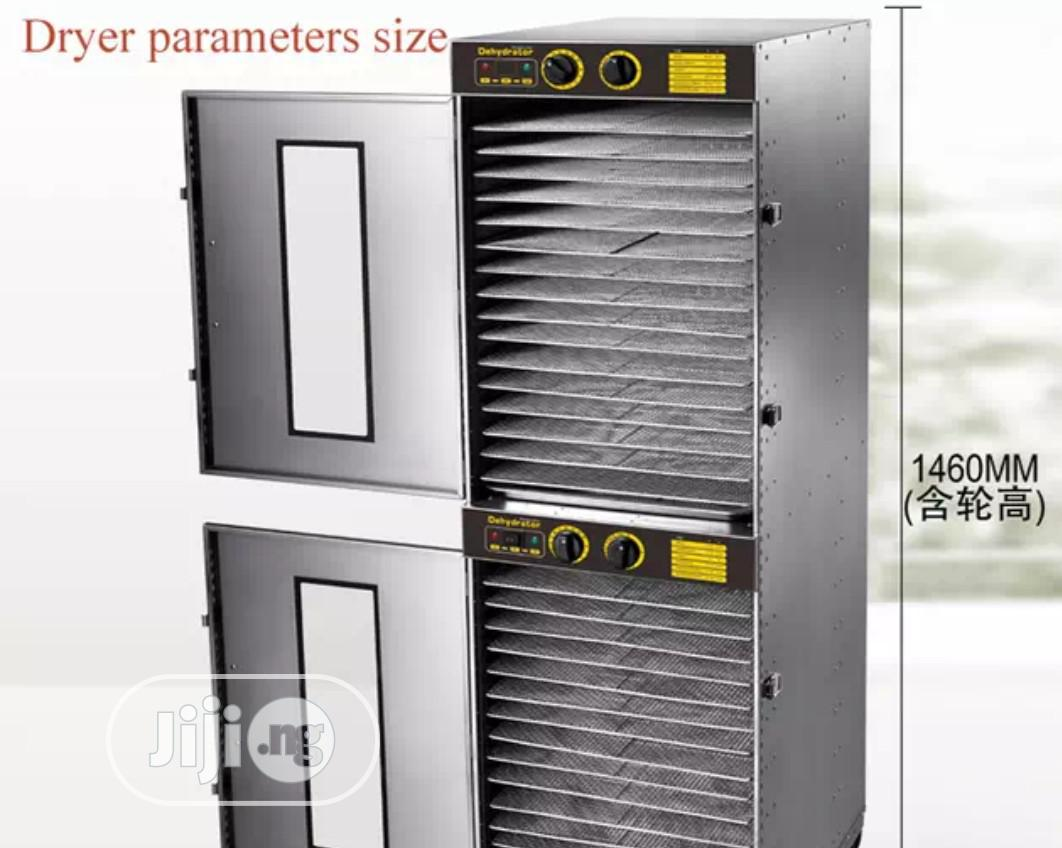Food Dehydrator- 32 Trays | Restaurant & Catering Equipment for sale in Ikeja, Lagos State, Nigeria