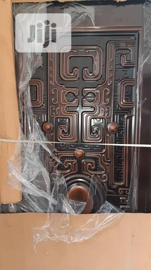 Copper Finished Doors   Doors for sale in Lagos State, Orile