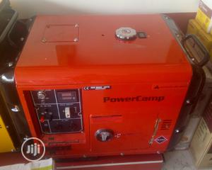 Iso Powercamp Soundproof Generator | Electrical Equipment for sale in Abuja (FCT) State, Apo District