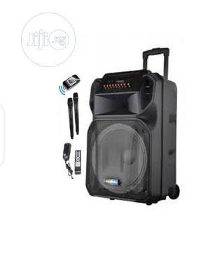 Havit Trolley Speaker (Bluetooth, FM Radio, USB and One Mic)   Audio & Music Equipment for sale in Lagos State, Shomolu