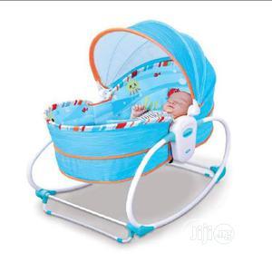 Mastela 5 In 1 Baby Rocker Bassinet | Children's Gear & Safety for sale in Lagos State, Agege