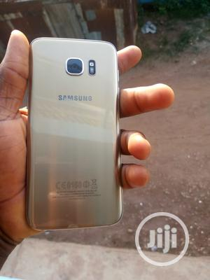 Samsung Galaxy S7 edge 32 GB Gold | Mobile Phones for sale in Delta State, Warri
