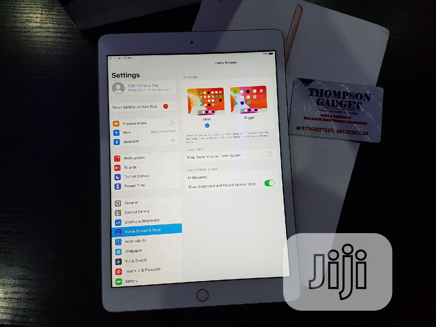Apple iPad 10.2 (2019) 32 GB | Tablets for sale in Wuse, Abuja (FCT) State, Nigeria