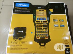 Dymo Rhino® 5200 Labelling Machine | Printing Equipment for sale in Rivers State, Port-Harcourt