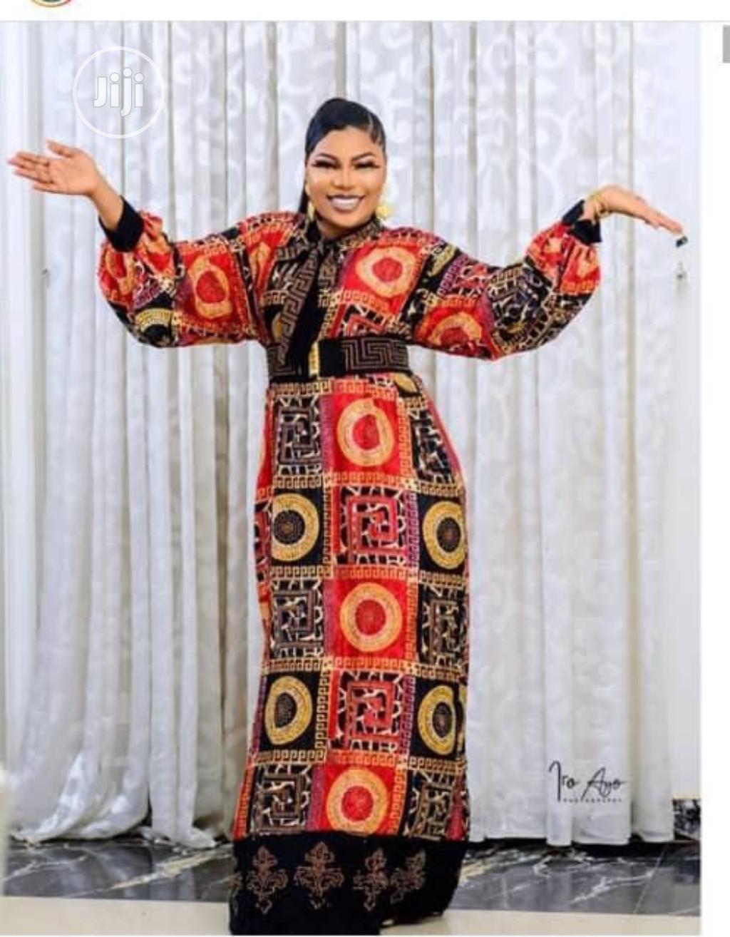 Turkey Female Long Dress | Clothing for sale in Ikeja, Lagos State, Nigeria