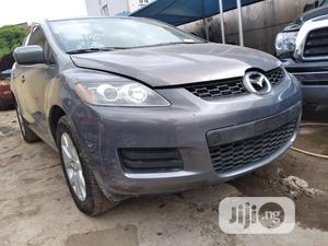 Mazda CX-7 2008 Gray   Cars for sale in Lagos State, Ojodu