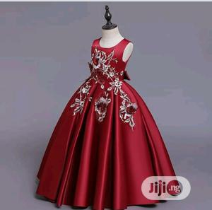 Unique Ceremonial Long Ball Gown   Children's Clothing for sale in Lagos State, Surulere