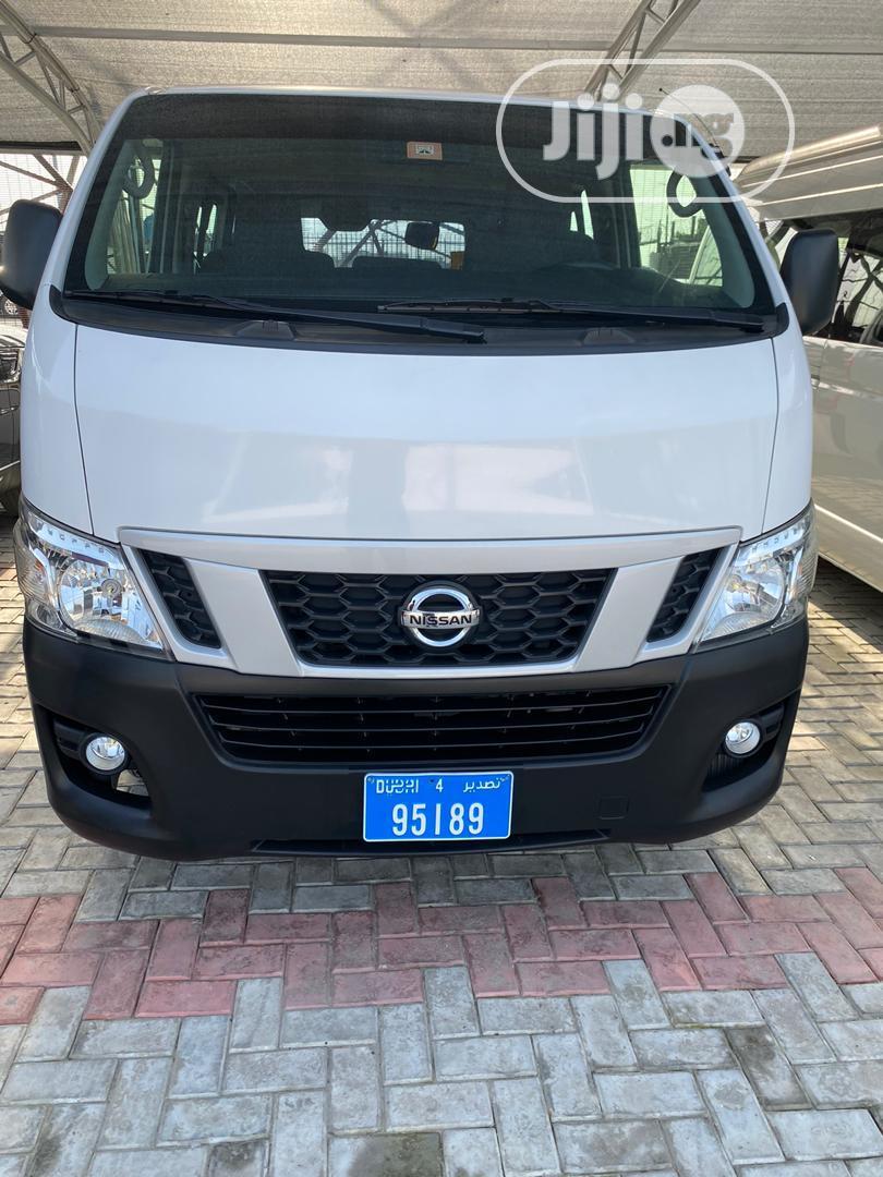 Nissan Urvan Bus - White | Buses & Microbuses for sale in Lekki, Lagos State, Nigeria