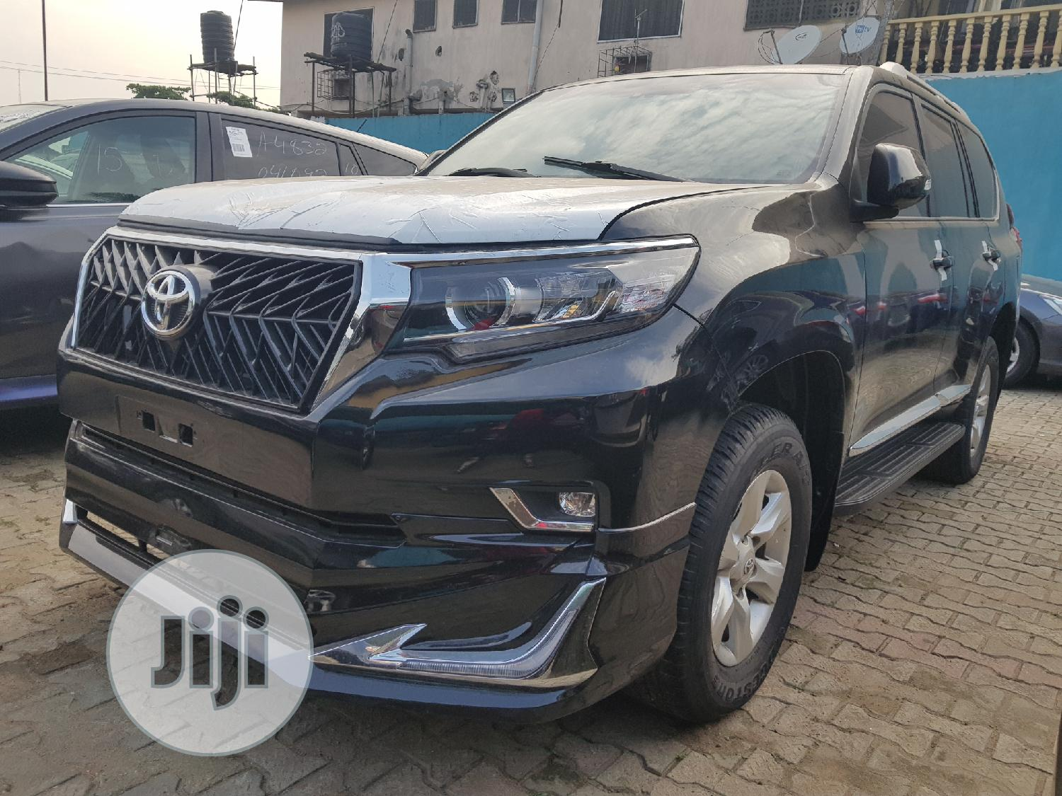 Toyota Land Cruiser Prado 2019 Limited Black | Cars for sale in Ikeja, Lagos State, Nigeria