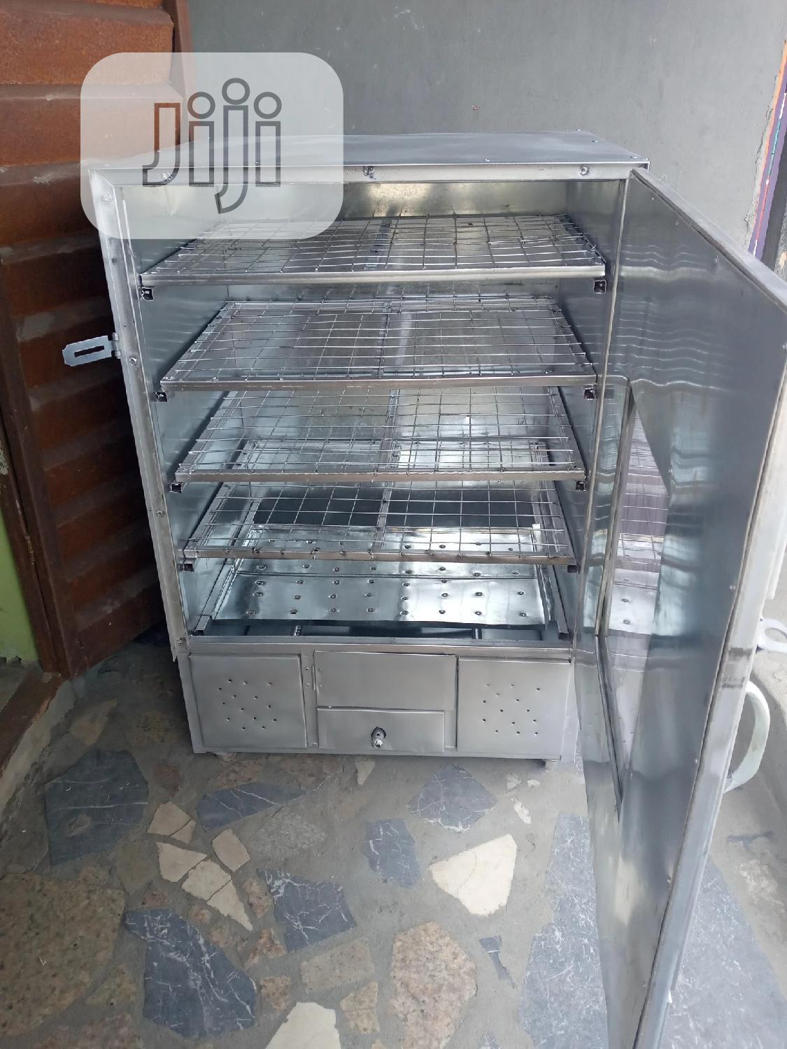 4layers Local Gas Oven | Industrial Ovens for sale in Ajah, Lagos State, Nigeria